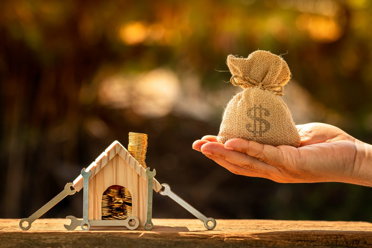 How to finance investment property renovations